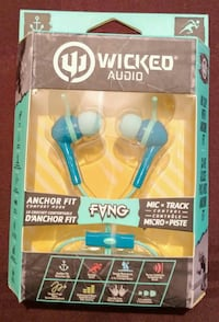 New Wicked Earbuds  Kitchener, N2P