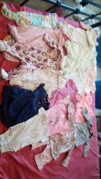 Clothing lot 0-6 months Vancouver