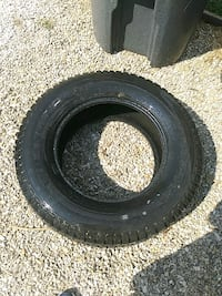 black auto tire with tire Evansville, 47710