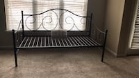 Twin Size Daybed / Day Bed Frame/ Twin Size Bed Frame / Sofa (Dark Bronze) Frame Rockville, 20850