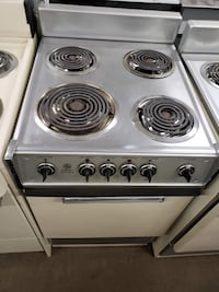 """21"""" electric stove with 90 day warranty"""