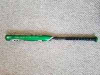green and black baseball bat Ogden