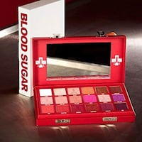 Jeffree Star Blood Sugar Palette-Currently SOLD OUT Online!! Springfield, 97477