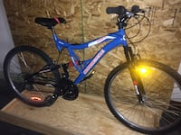 Condition: Brand New! 2019 Unisex Supercycle Vice Full Suspension Mountain Bike Only $95.00 no tax VANCOUVER