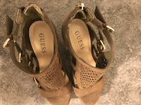 Womens Guess Shoes.  Antelope, 95843