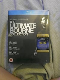 The ultimate Bourne collection Coventry, 02816
