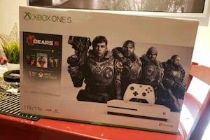 Brand new Xbox One s with Gear 5