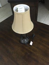 white and gray table lamp Port Arthur, 77642