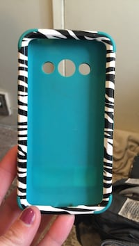 teal and black smartphone case Prince George