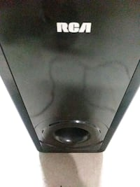 RCA subwoofer Baltimore