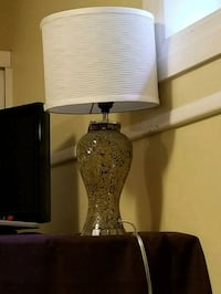 brown and white table lamp Edmonton, T6G 0E6