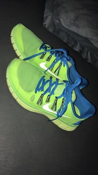 Two pairs of Nike Running Shoes. Size 10 Women's. San Angelo, 76901