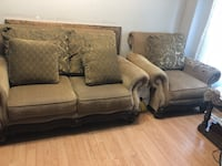 Couch set!! FREE DELIVERY London, N6K 4X8