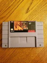 The Lion King for Super Nintendo  Milford, 18337