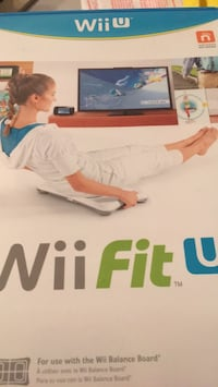 Wii u fit Fort Saskatchewan, T8L 4M2