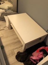 White coffee table Fort Lauderdale, 33311