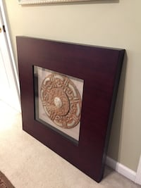"""Shadow box wall decor 35-1/2""""x35-1/2""""x3-1/2"""". It is a solid and heavy Murfreesboro, 37129"""