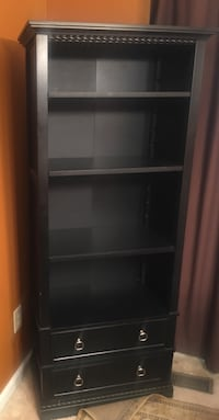 Bookcase - adjustable shelves, & 2 storage drawers $200 or 3/$500. Laurel, 20723