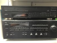 Yamaha receiver and CD multi change or combo Oyster Bay, 11758