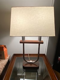 Selling two matching lamps Arlington, 22203