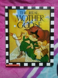 The real mother goose book Rancho Cucamonga, 91730