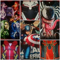 Marvel Unique T-Shirts