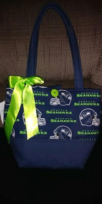 Seahawks hand bag Spokane, 99207