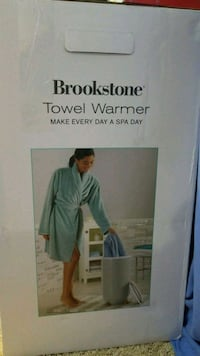 brookstone towel warmer Whitchurch-Stouffville, L4A 0M6