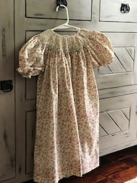 2 Smocked Dresses like new size 4 Columbus, 31904