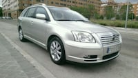 Toyota - Avensis 2.0D4DParticular Embrague Nuevo Madrid