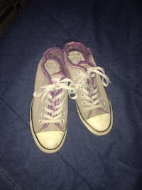 pair of pink Converse low-top sneakers Orono, 04473