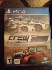 Sony PS4 Need for Speed game case null