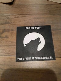 Free drink comp for pub on wolf