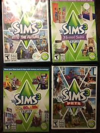 Sims 3 expanstion packs