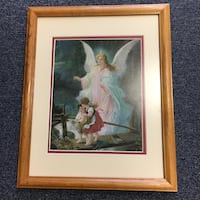 Frame guardian angel picture Saint Peters, 63376