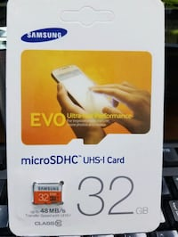 MEMORY CARD SDHC ULTRA HIGH PERFORMANCE San Gabriel, 91776
