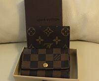 Authentic Louis Vuitton De 6 Key chain Kapolei, 96707