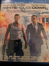 White House Down DVD case Grover Beach, 93433