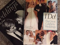 WEDDINGS!! (People collectors editions)hard cover coffee table books Las Vegas, 89148