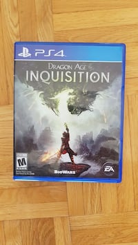Dragon Ace Inquisition Sony PS4 Spiel Fall Düsseldorf, 40589