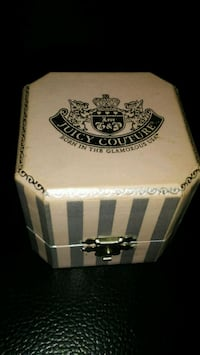 Juicy couture keychain charm Vancouver