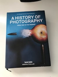 History of photography.      never used 2266 mi