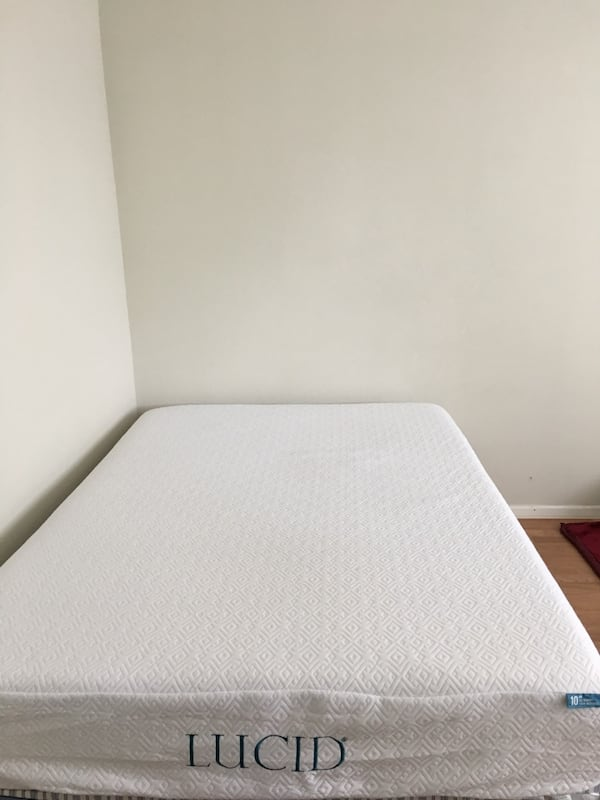 New Full Memory Foam Mattress 2