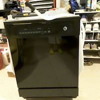 black and gray Frigidaire dishwasher Simpsonville, 29680