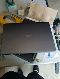 "black and gray asus 15"" laptop nee Vaughan, L6A 0J7"