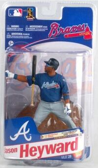 JASON HEYWARD McFarlane Chase Collector Silver Variant MLB 28 (#88 of 1000) Rockville Centre