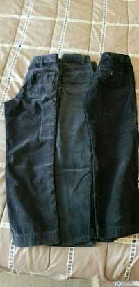two black and blue denim jeans Frederick, 21704