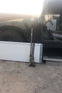 Truck jack lifted truck suv Jeep