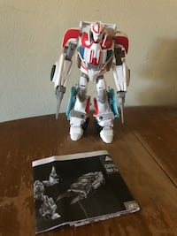 Transformers Prime Deluxe Class RID Ratchet