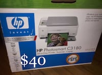 HP photosmart all-in-one new printer scanner copier Allen Park, 48101